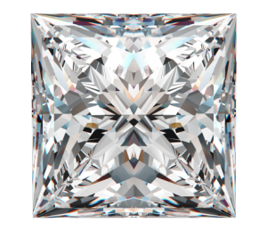 princess-cut-diamond shapes
