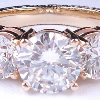 Custom Diamond Designing