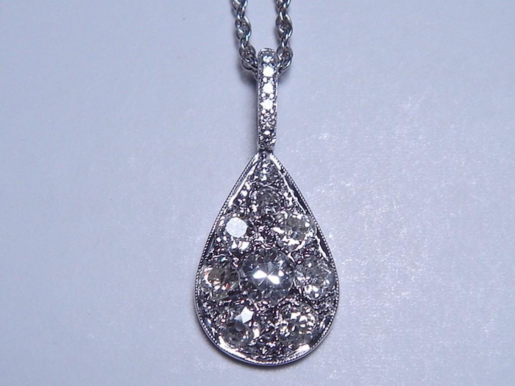 Jwo jewelers custom diamond pendant jwo jewelers custom diamond pendant aloadofball Images