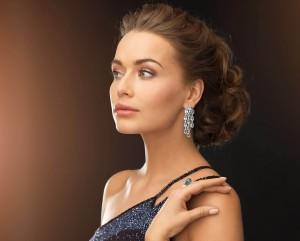 diamond earrings, custom design, earrings, diamonds, jewelry, JWO