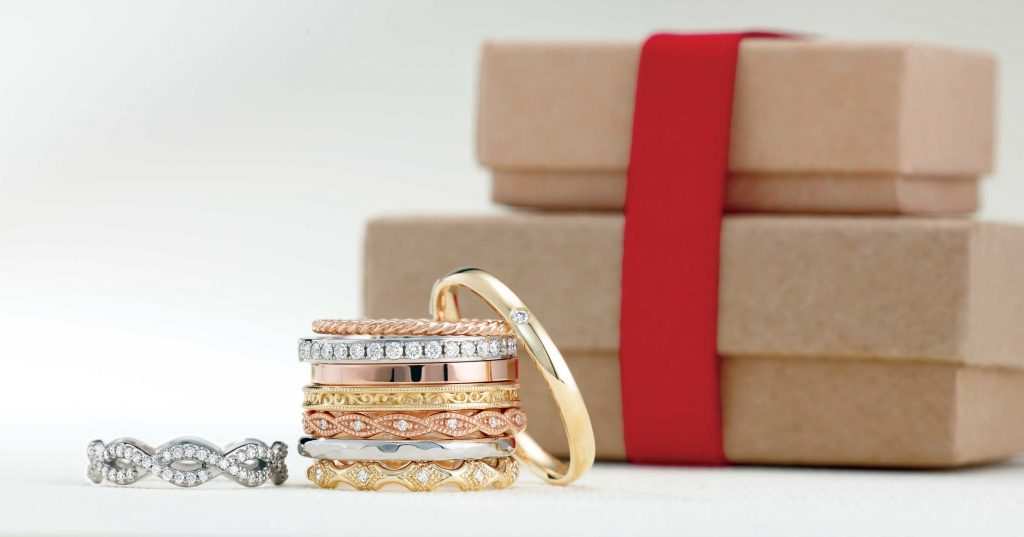novembers birthstones are 20% Off but ask about special pricing for diamond stackables