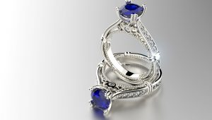 second generation jeweler Sapphire jewelry