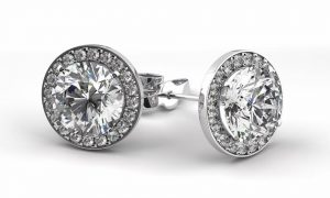 Mother's day favorites JWO Jewelers - diamond earring selection at JWO