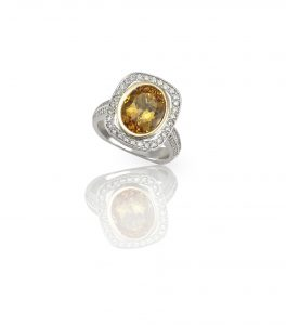 citrine November's birthstone!