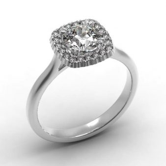 Classic Engagement Diamond Rings Design