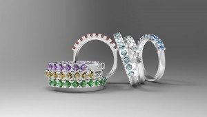 Jewelry Collection custom engagement rings